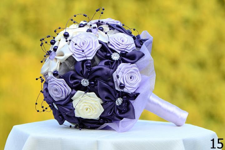Svadobné kytice, možnosť aj kúpiť - viac informácii o kytici v mojom schope