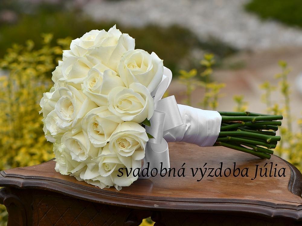 Nami uviazané kytice - Obrázok č. 6