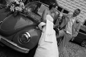 Na tenhle pohled by mě sbalil, kdybych nebyla vdaná. :)