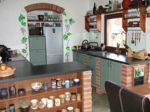 takovou kuchyn bych chtěla