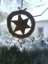 a sněží a sněží