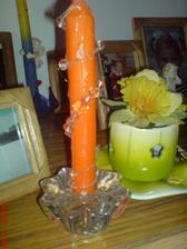 tak to dopadne když vás škrábou korálky na krku:)