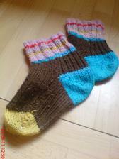 a ponožky a ponožky