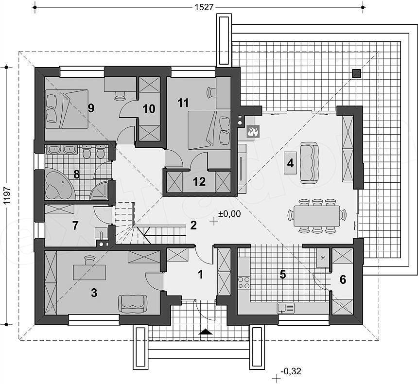 Terasa a exteriér - Obrázok č. 85