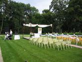Ozvučenie svadobných obradov vonku