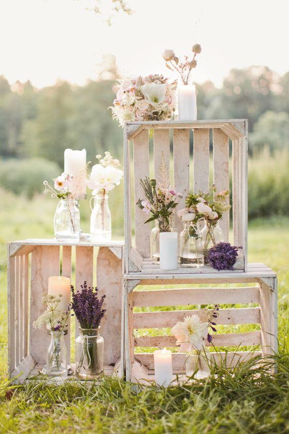 Rustikální svatba - inspirace - Obrázek č. 23