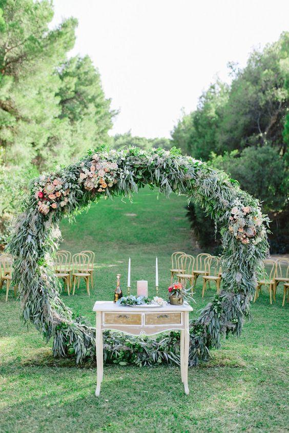 Svatba ve stylu Hula Hoop - Obrázek č. 3