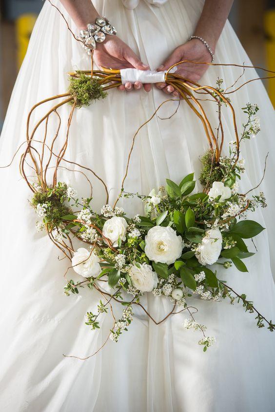 Svatba ve stylu Hula Hoop - Obrázek č. 6