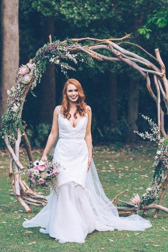 Svatba ve stylu Hula Hoop - Obrázek č. 7