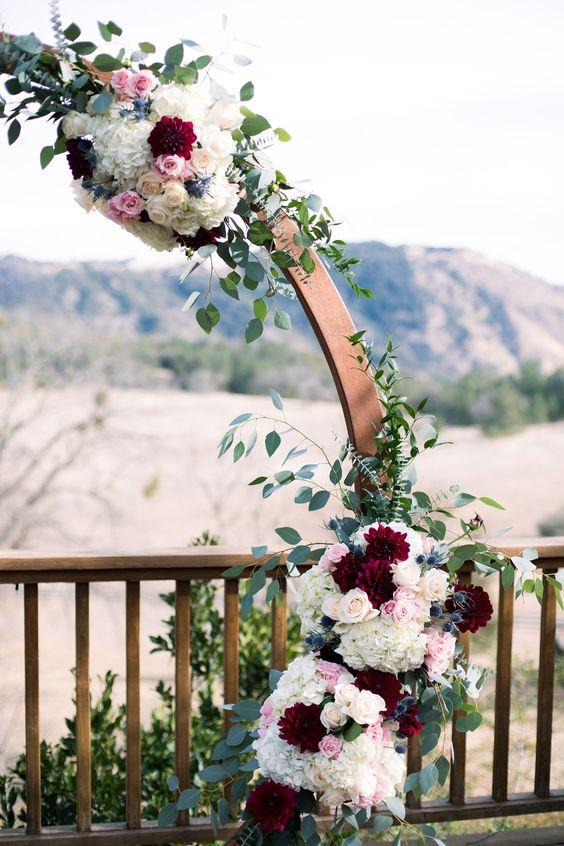 Svatba ve stylu Hula Hoop - Obrázek č. 8