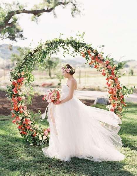 Svatba ve stylu Hula Hoop - Obrázek č. 18