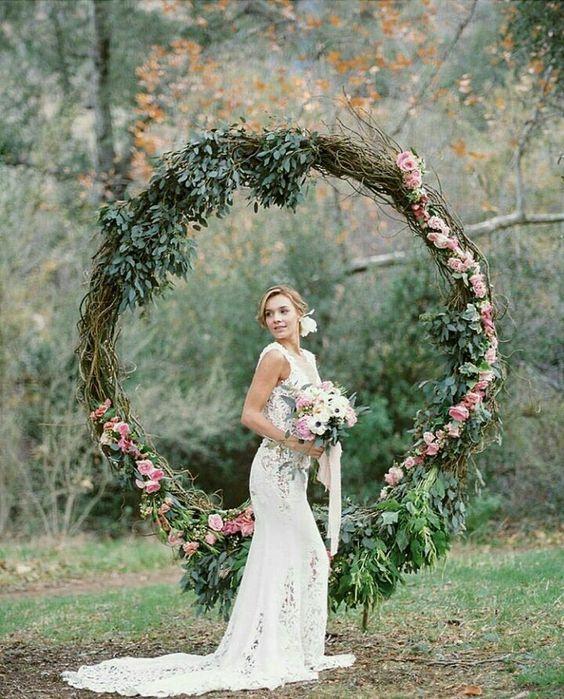 Svatba ve stylu Hula Hoop - Obrázek č. 19