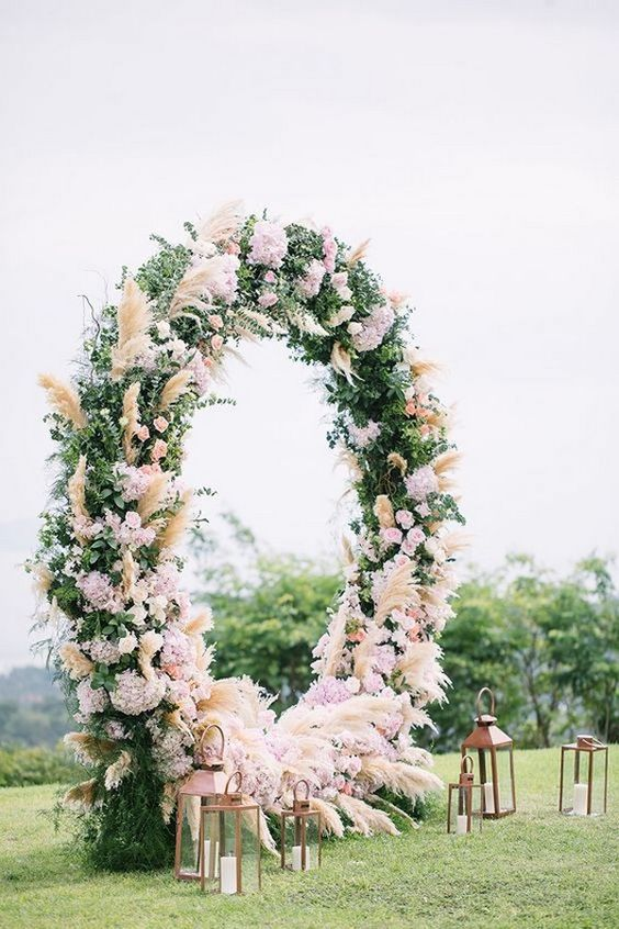 Svatba ve stylu Hula Hoop - Obrázek č. 21