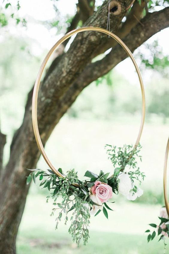 Svatba ve stylu Hula Hoop - Obrázek č. 32