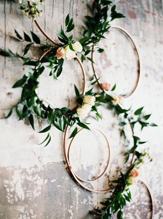 Svatba ve stylu Hula Hoop - Obrázek č. 36