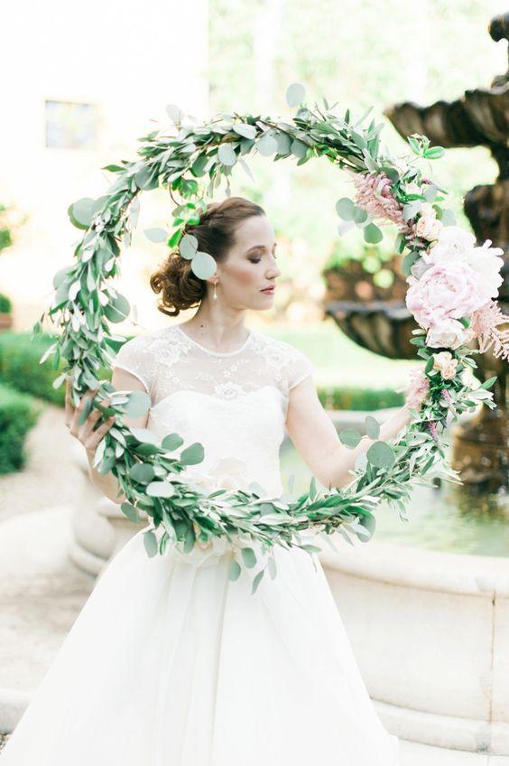 Svatba ve stylu Hula Hoop - Obrázek č. 38