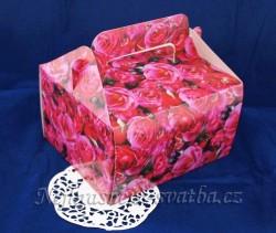 krabičky na dort