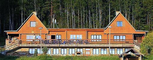 rekreační středisko Vesec, naše místo na hostinu