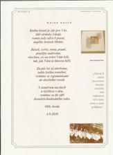 Svatební kniha hostů - ve svatebních novinách