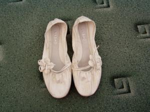 svatební botky už jsou doma