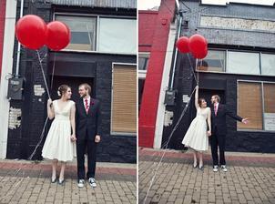 2 balóniky na druhé výročie :-)