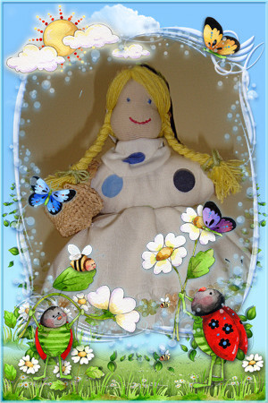 Dekorace, hračky - home made - Obrázek č. 29