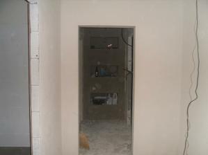 Pohlad od vstupnych dveri