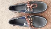 Společenské boty/mokasíny Timberland černé barvy., 38