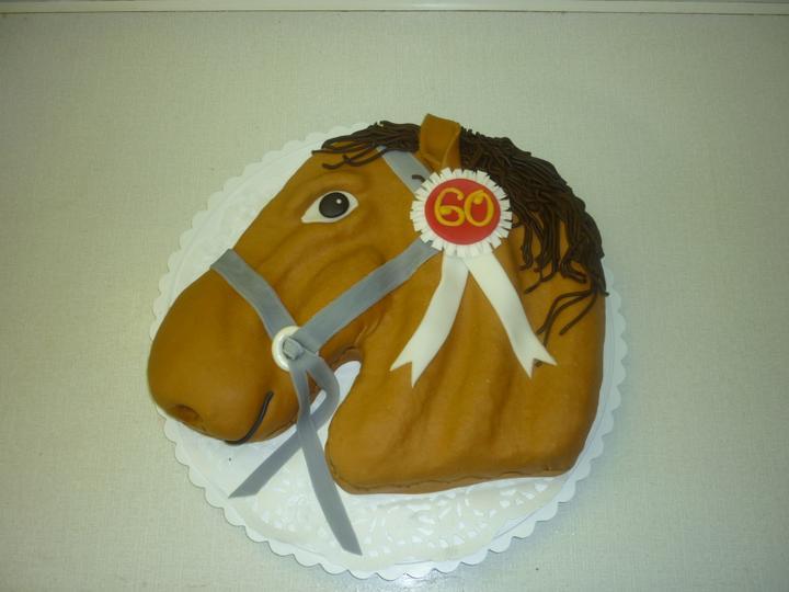 Moje výtvory - hlava koně