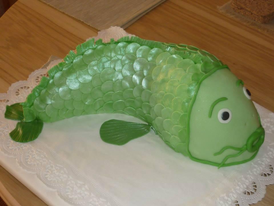 Moje výtvory - rybička
