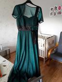 šaty dlhé , 44