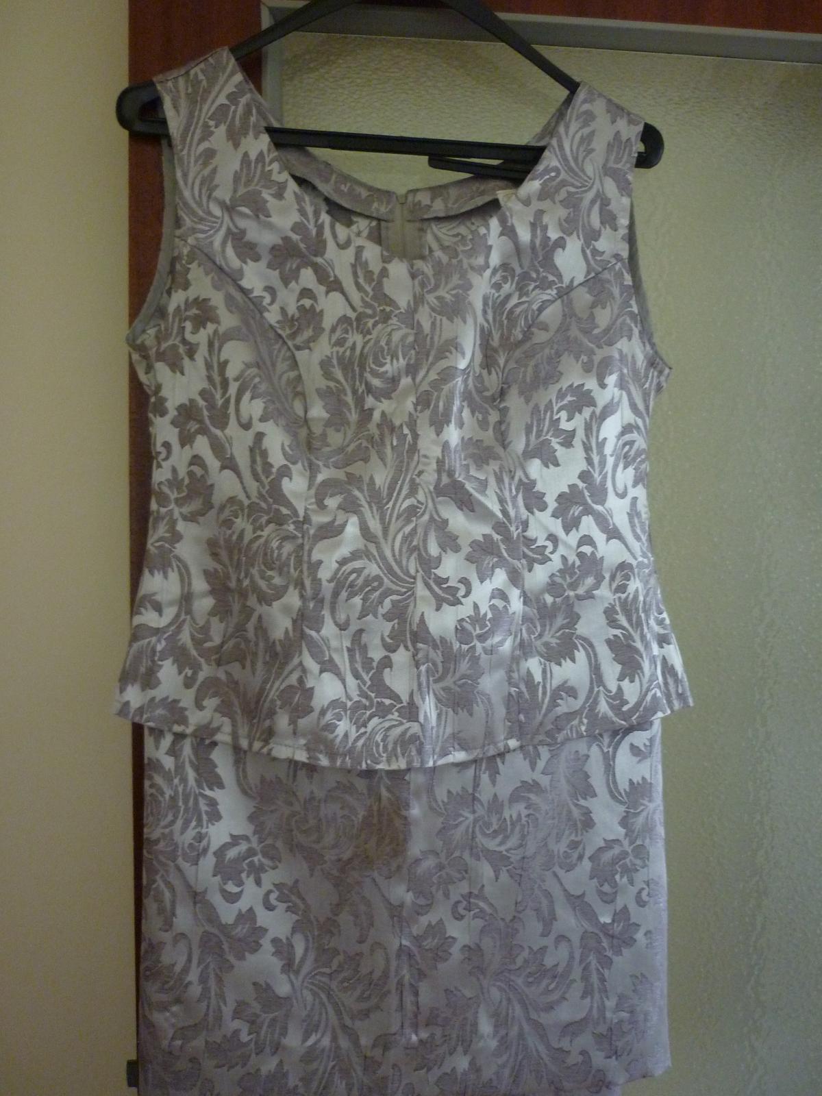 sukňový kostým - Obrázok č. 1