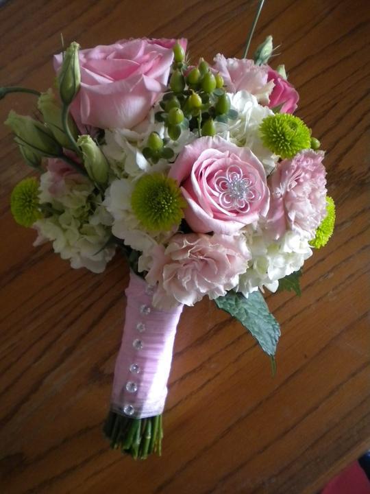 Inspirace - růžovo zelená svatba - Obrázek č. 191
