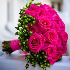 Inspirace - růžovo zelená svatba - Obrázek č. 198