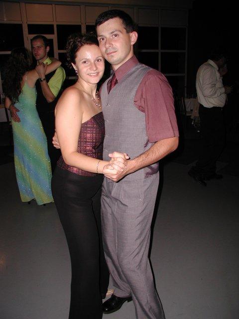 Svadba 29.april 2006_Erika a Marek - To sme my dvaja na svadbe kamaráta