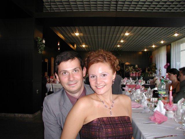 Svadba 29.april 2006_Erika a Marek - no a este jedna spolocna