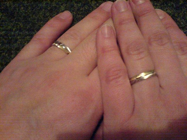 Svadba 29.april 2006_Erika a Marek - len a len naše :o)
