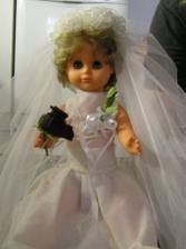 Tuhle panenku měla na autě už moje maminka