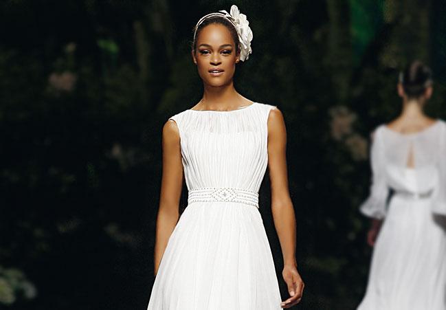 Svatební šaty Pronovias 2013 - Model Denver