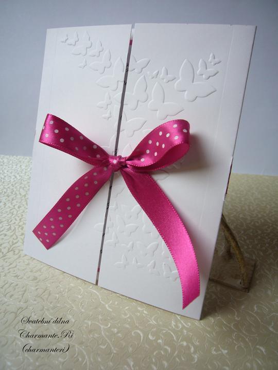Růžovo - bílá svatba - Obrázek č. 32