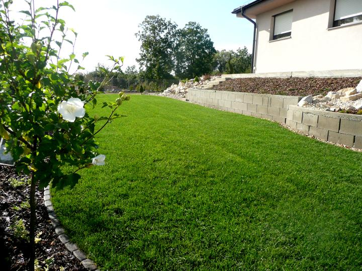 Záhrada s veľkou skalkou - Obrázok č. 9