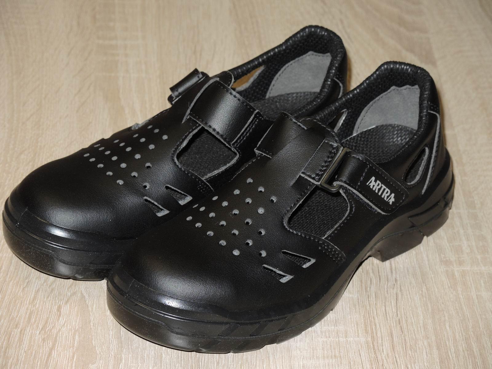 Pracovné topánky č.40 - Obrázok č. 1