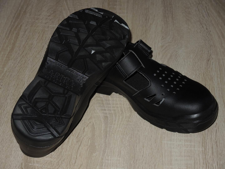 Pracovné topánky č. 41 - Obrázok č. 2