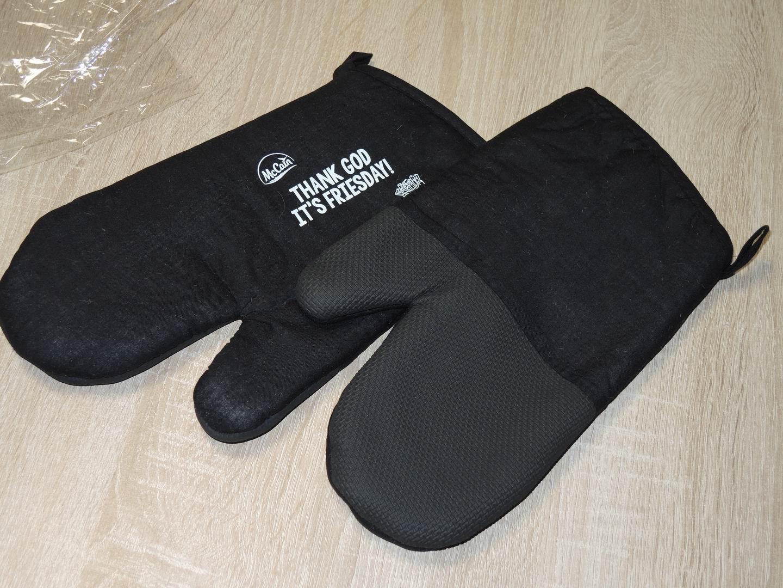 Kuchynské rukavice - Obrázok č. 1