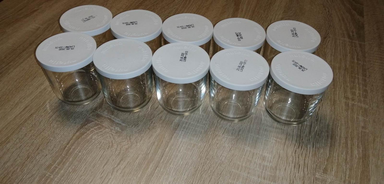 Sklenené poháriky - Obrázok č. 1