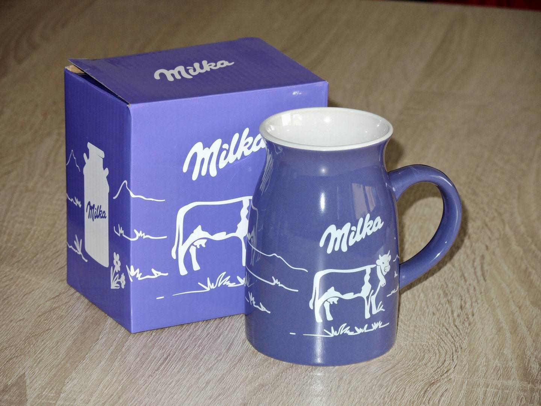 Milka poháre - Obrázok č. 1