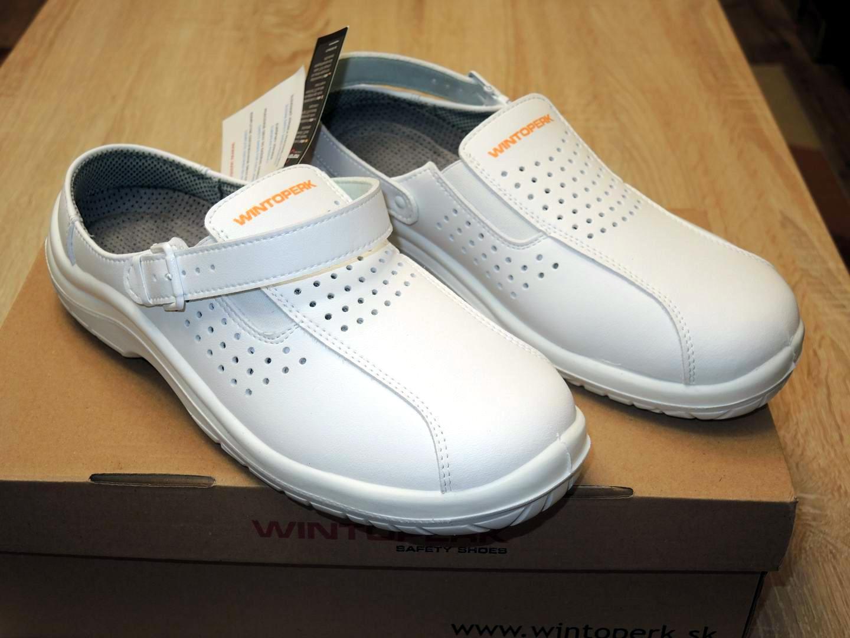 Pracovná obuv Wintoperk - Obrázok č. 1