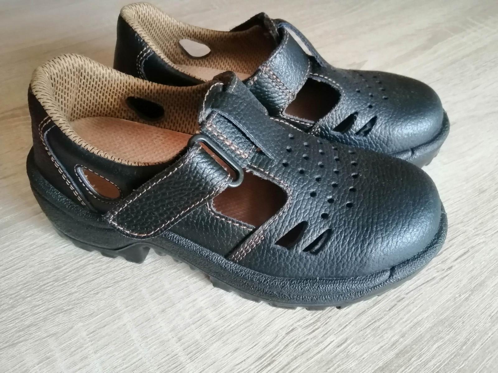 Pracovná obuv č. 35 - Obrázok č. 1