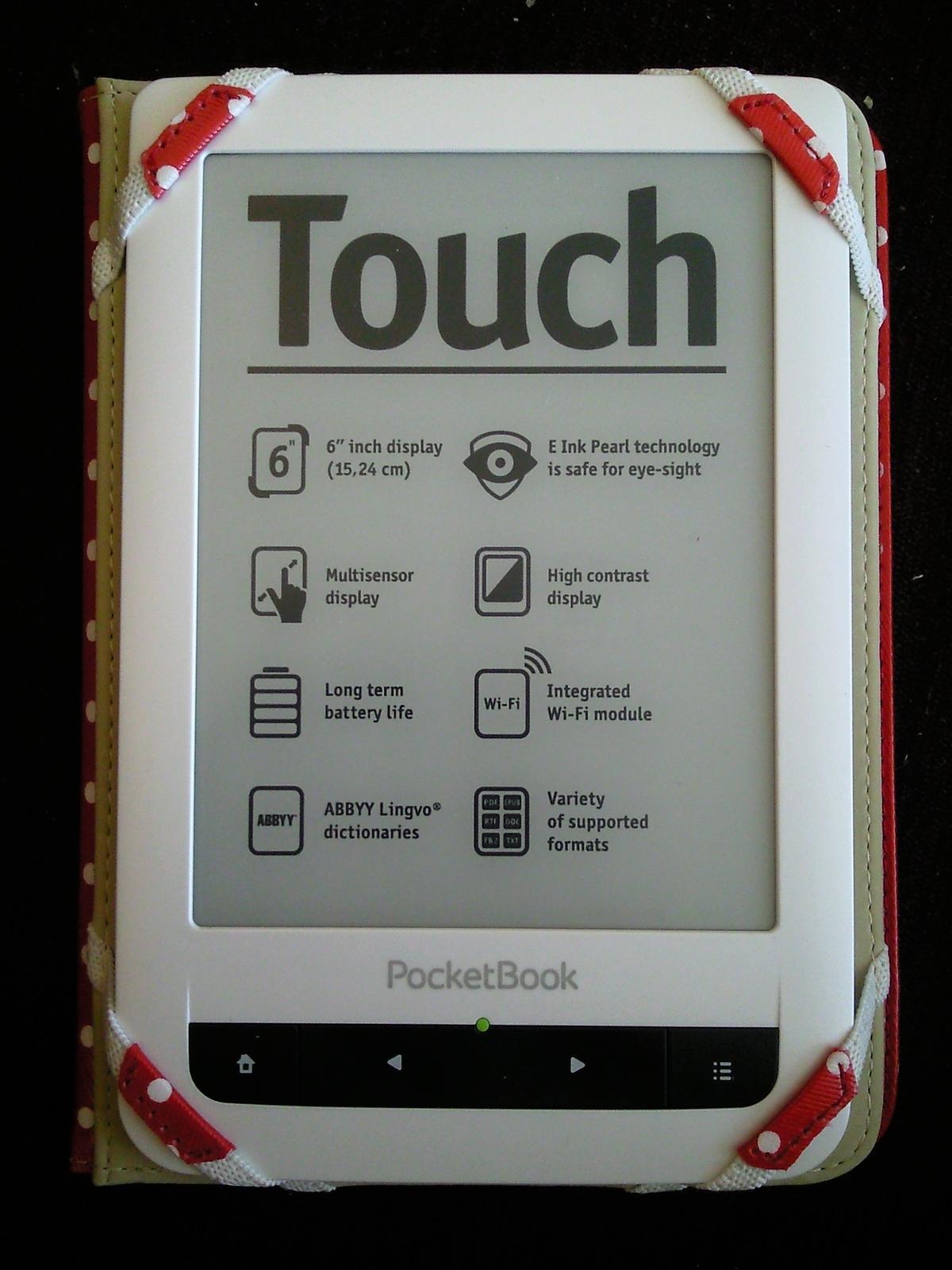 @petruskapeta Já mám PocketBook... - Obrázek č. 1