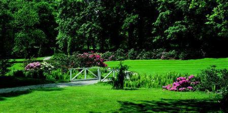 Park zámku